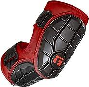 G-Form Elite Batter's Elbow Guard, Red, Adult Large/X-L