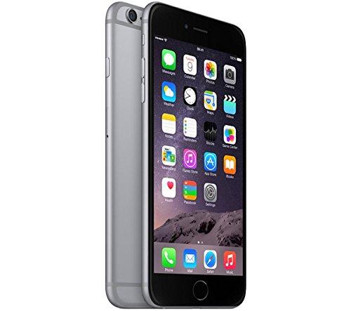 Apple iPhone 6s Plus Factory Unlocked Smartphone, 16 GB, Space Grey (Certified Refurbished)