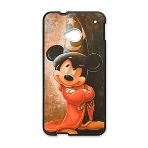 Micky Mouse Disney Black HTC M7 case