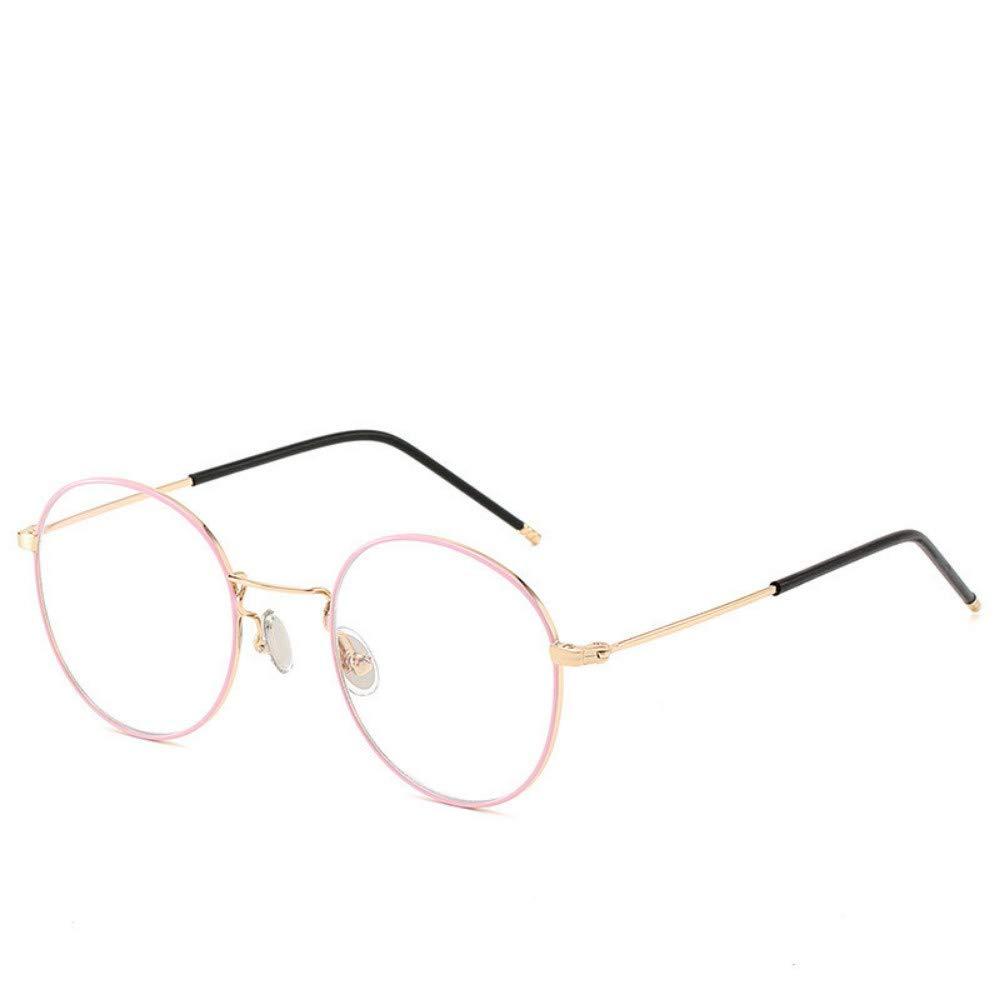 Gb Kk Eyes Anti-Blue Radiation Glasses MenS Flat Mirror Game Glasses Goggles Black Personality