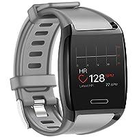 HalfSun IP67 smartwatch, HD kleurenbeeldscherm, intelligente armband met hartslagmeter, bloeddrukmeter, calorieverbruik…