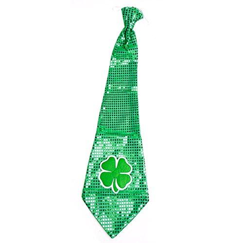 Oversized St. Patrick's Day Tie (Cummerbund Costume)