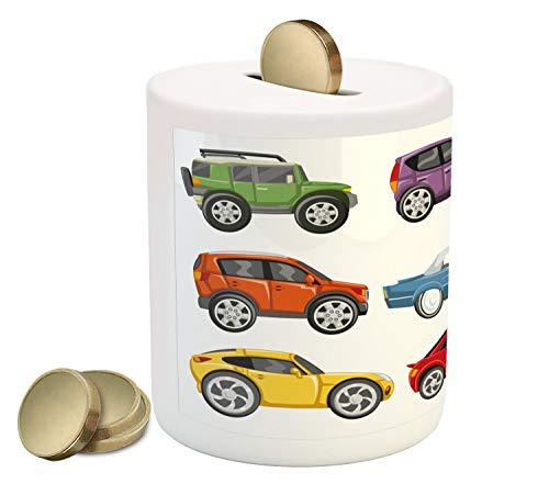 race car bank - 6