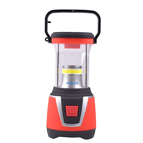 Philippine Festivals Costumes (VIBELITE Emergency LED Camping Lantern 450Lumen Water Resistant for Outdoor Adventures, Red)