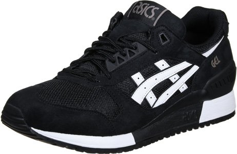 Asics Tiger Gel Respector chaussures black/white