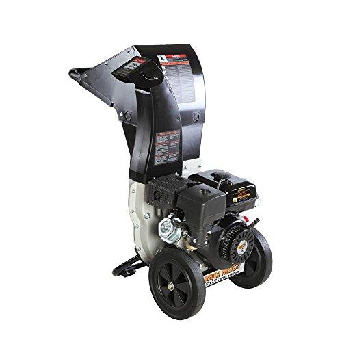 """Brush Master CH10M18 445Cc, 5.25"""" x 3.75"""" Diameter Feed, Self Feed Chipper Shredder -"""