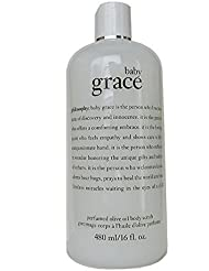 Philosophy Baby Grace Perfumed Ollve Oil Body Scrub