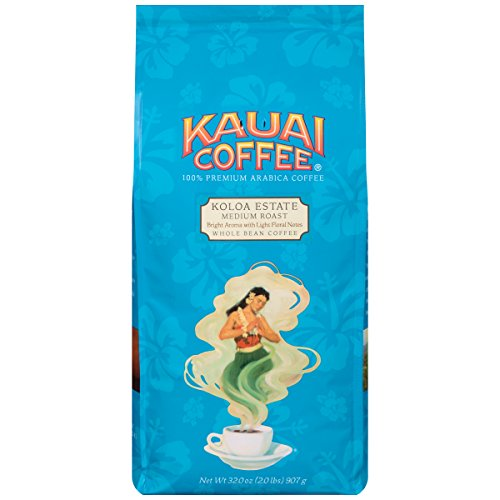 Kauai Whole Bean Coffee