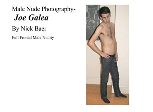 Male Nude Photography- Joe Galea by Nick Baer (2012-07-04)