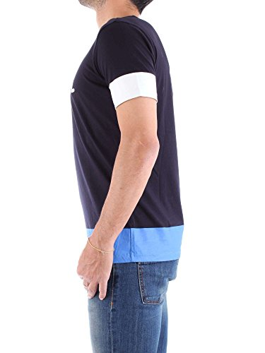 Woolrich M Penn Pa Uomo lj05 Wytee0411 rich Blu 3195 T shirt vPrP5