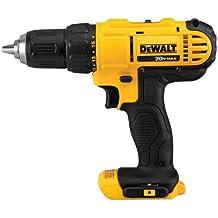 Dewalt DCD771 20V MAX Cordless Lithium-Ion 1/2 inch Compact Drill Driver (Bare tool)