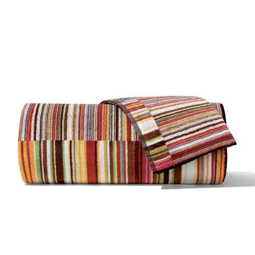 Missoni Home Jazz Red Bath and Hand Towel Set (159)