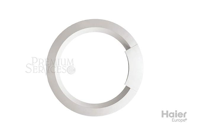 Pieza de repuesto original Haier: puertas para lavadora, número de ...
