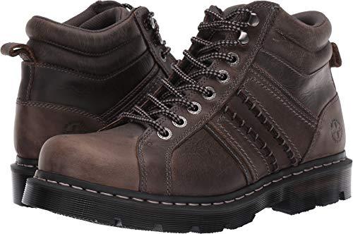 Dr. Martens Men's Calvin NS Tie Boot Black 8 D UK Dr Martens 8 Tie