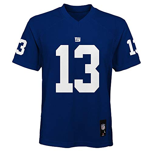 c170ea9b6 ... Custom Stitched Football Jersey Size Men's XL New No Brands/Logos · Go  to amazon.com · Outerstuff Odell Beckham Jr York Giants #13 NFL Youth  Mid-Tier ...