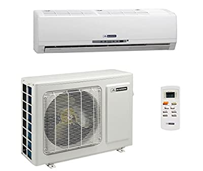 Blueridge BMKHXX-15YN4GA - 15 SEER Single Zone Ductless Mini-Split Heat Pump System