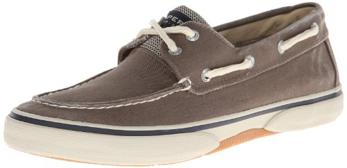 Sperry Top-sider Mens Halyard 2 Eye Boat Scarpe Cioccolato