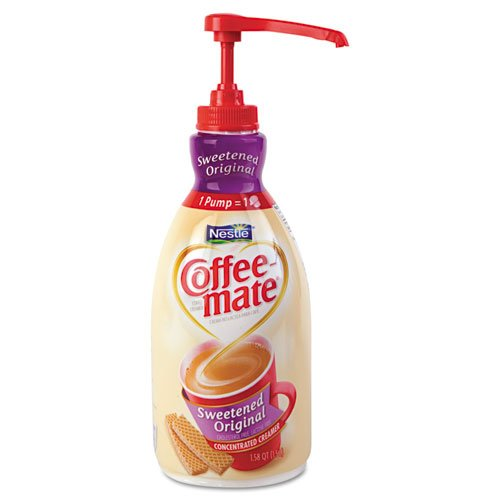 Coffee mate Sweetened Original Dispenser 13799
