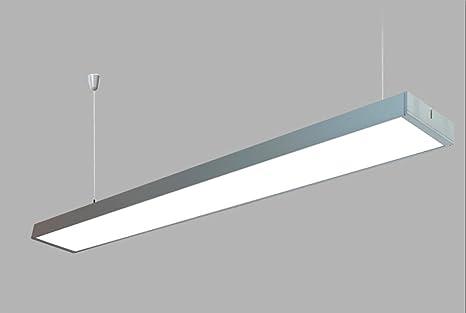 Wjn lampadari per ufficio a led può essere impiombato illuminazione