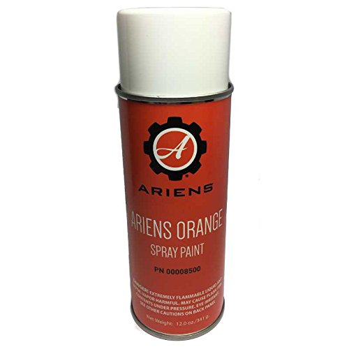 Ariens OEM Orange 12oz Touch Up Spray Paint Snow Blowers Throwers 00008500 by Ariens
