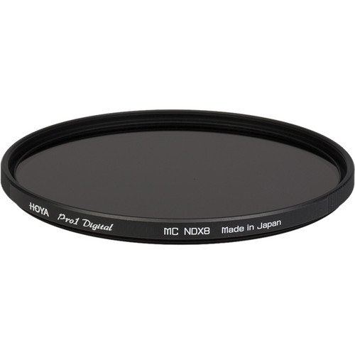 Multicoated Glass Filter Digital Nc ND8 Neutral Density for Canon EF 50mm f//1.8 II 52mm