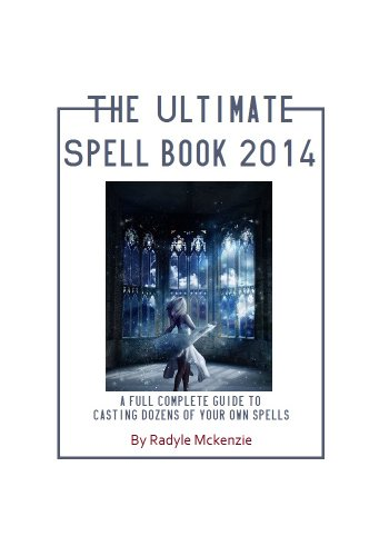 The Ultimate Spell book 2014