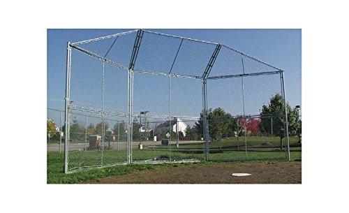 Baseball and Softball Backstop by SportsPlay