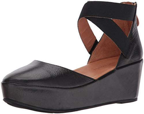 Straps by Ankle Women Platform Black NYSSA Shoe Gentle with Souls Elastic Kenneth Wedge Cole PZw65q