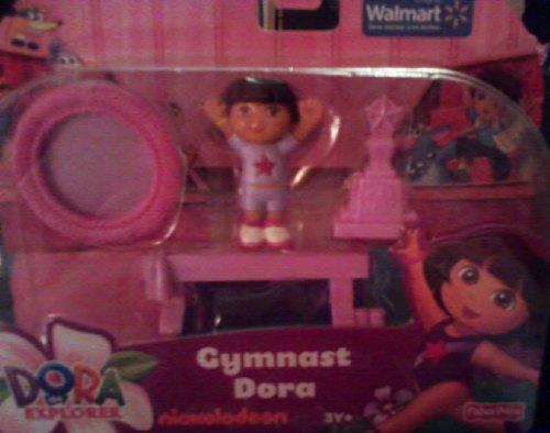Fisher Price Dora Explorer Gymnast