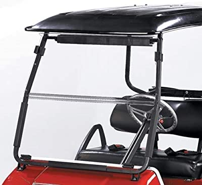 TINTED Windshield for Club Car DS Golf Cart for years 2000+