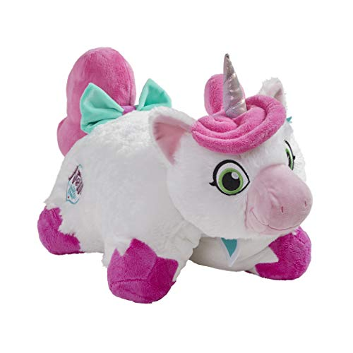 Pillow Pets Nickelodeon Nella The Princess Knight Trinket Plush Stuffed Animal
