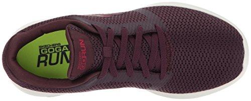 Go Textile Run Skechers Rosso Refine 600 Burgundy trim zwHnqd7