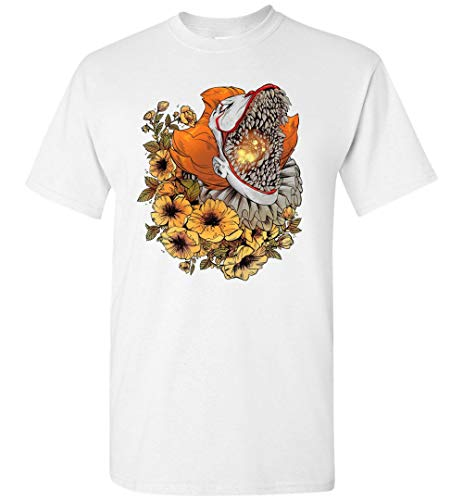 It Ghostly Clown Mask Tee
