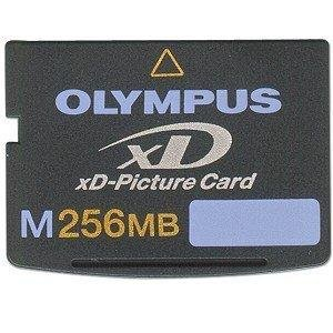 Xd Digital Picture 256mb Card - Olympus 202025 M-256 MB xD Picture Card