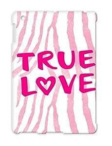 Love Women Girls Love Romance Romance Pink TPU For Ipad 4 Protective Hard Case