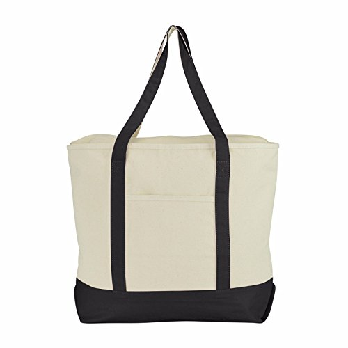 Deluxe Zippered Tote Bag - ImpecGear 22