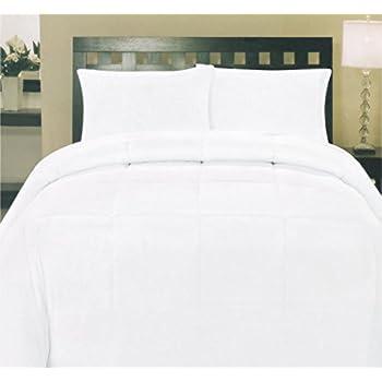 Amazon Com My Sweet Home Goose Down Alternative Comforter