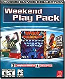 New Weekend Play Pack for PC - Classic Games Collection