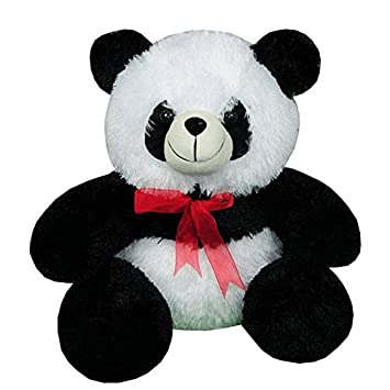 Kashish Gift Gallery White & Black Panda Teddy Bear 30 cm