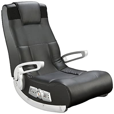 Ace Bayou X Rocker 5143601 II Video Gaming Chair, Wireless, Black from Ace Bayou