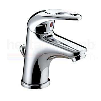 Bristan J Bas C Java Basin Mixer with Clicker Waste BNJBASC