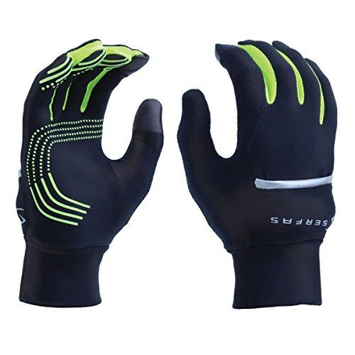 Serfas Hideaway Winter Spring Season Gloves, Medium