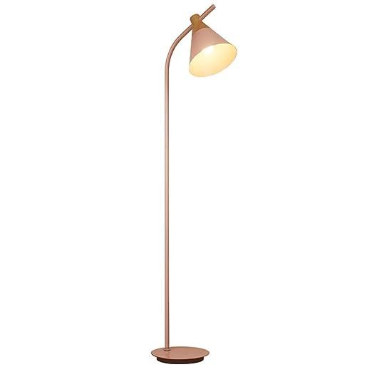 HDBN Lámpara de pie Nordic Moderno Minimalista Creatividad Lámpara ...