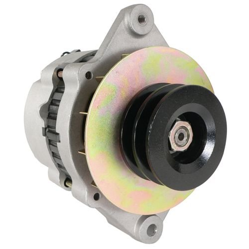 DB Electrical AMN0023 New Alternator For Melroe & Mitsubishi Lift Truck Forklift, Caterpillar 91920-04200, TA000B32301 400-46015 400-46032 12483 1-2467-01MD 12483N by DB Electrical