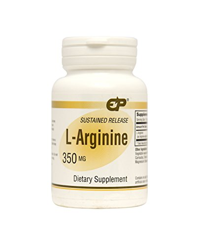 L-Arginine Sustained Release Tablets, 180 Count