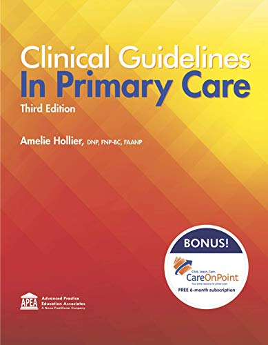 (Clinical Guidelines in Primary Care Third)