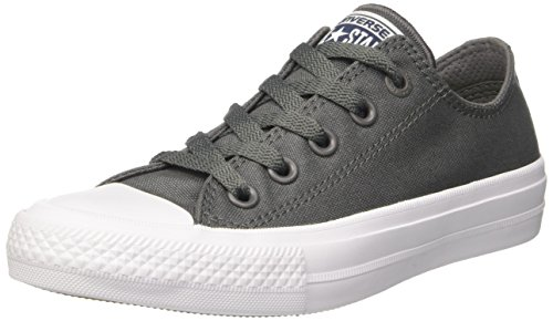 Ox navy Converse Homme Sneakers white Ii Ct thunder Gris BqEqTw7