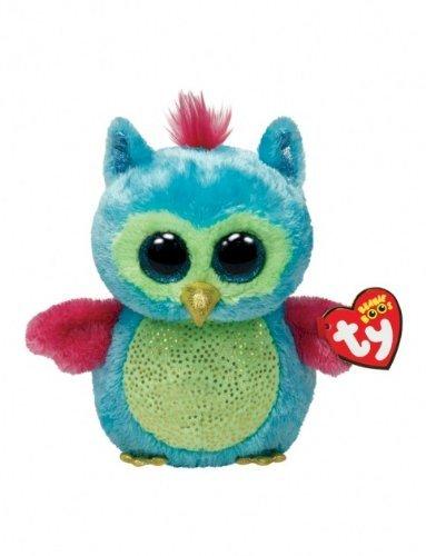 3a72339f39d Ty Beanie Boos Opal - Owl (Justice Exclusive) (B00GDSRDNA)