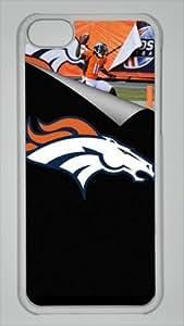 NFL Denver Broncos Custom PC Transparent Case For Samsung Galsxy S3 I9300 Cover