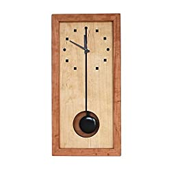 Tall Box Clock: Squares & Circles